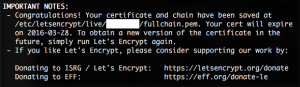 letsencrypt_success