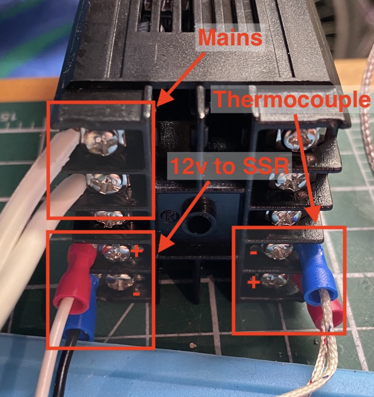 PID wiring